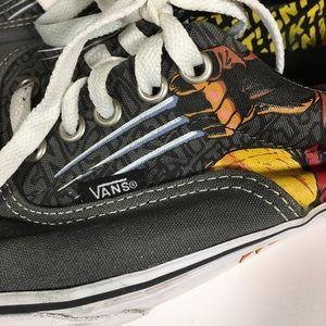 b7af84cc10118c Vans Shoes - VANS WOLVERINE MARVEL COMICS SHOES M-10.5 W-12