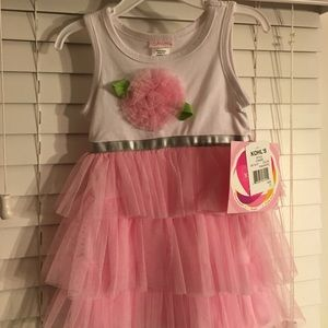 Youngland Dress, Size 2T, NWT