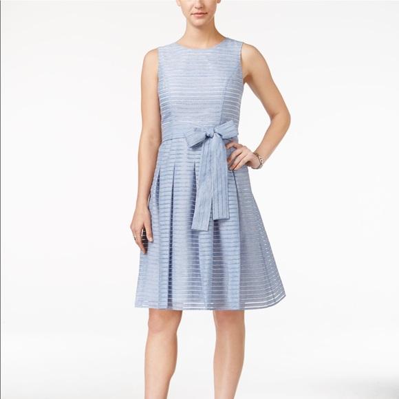 Womens Victoria Fit & Flare Dress Tommy Hilfiger 7FKfWqDPoC