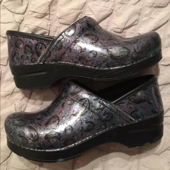 Image result for printed clogs