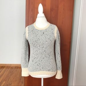 Rag & Bone sweater Sz S Small gray