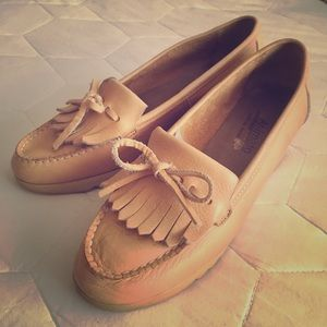 1970s Wedge Moccasins
