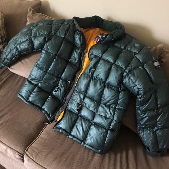 3ccbb630 Tommy Hilfiger Jackets & Coats | Vintage Outdoors Puffer | Poshmark