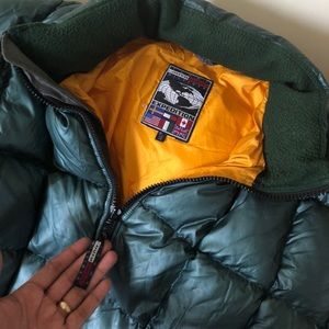 fdb20934 Tommy Hilfiger Jackets & Coats - Vintage TOMMY HILFIGER OUTDOORS PUFFER