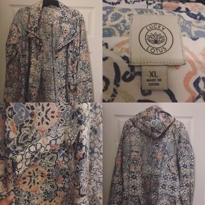 Lucky Lotus Jacket XL