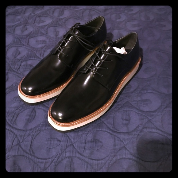 8937e0bae88 Brand new Vince Reed platform Oxford shoes 8M. M 5a066c9c7fab3a36420aac4b