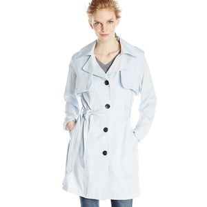 Vince Camuto Single Breasted Trench Coat