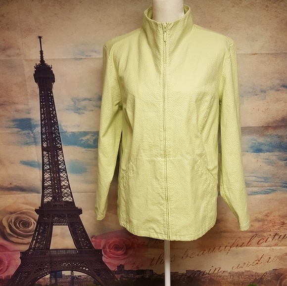 Eileen Fisher Jackets & Blazers - ➕Eileen Fisher  full zip Jacket