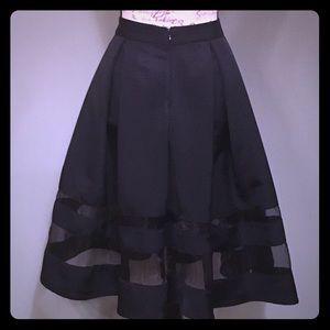 Express A-lined skirt.
