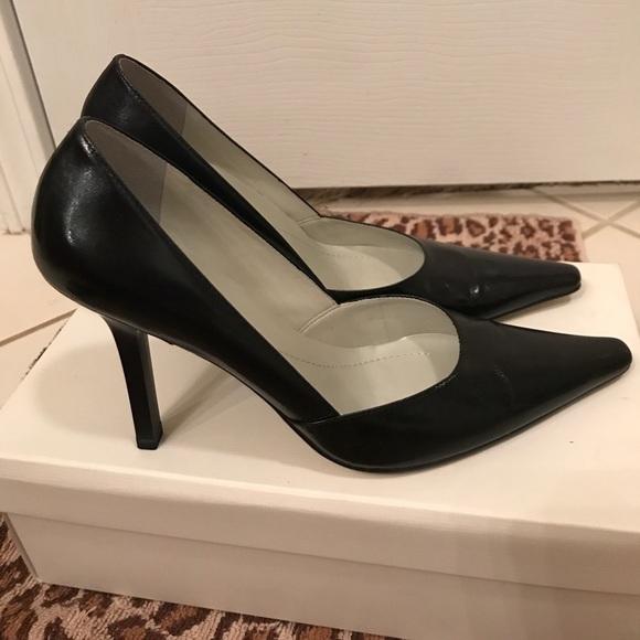 ae1209c654 BCBGirls Shoes   Katchenk Style Black Pumps   Poshmark