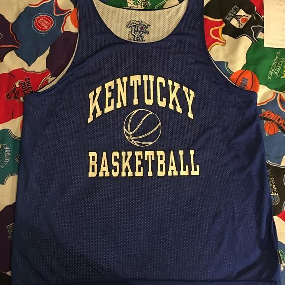 huge discount a04de dada0 Vintage BIKE Kentucky wildcats practice jersey