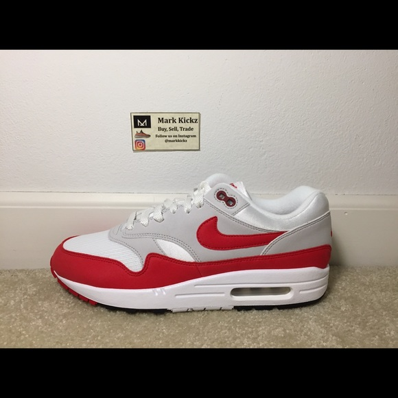 best service 5bb4d 264fe Nike Air Max 1 OG Anniversary 2017 size 9 NWT