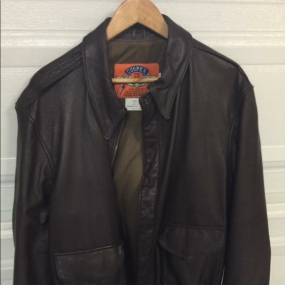 Cooper A2 Jackets Coats