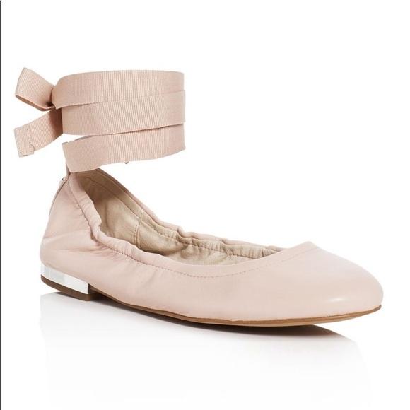 f39b83d44 New Sam Edelman Fallon Lace Up Ballet Shoes 7. M_5a0684b0f0137d2c780b26b8