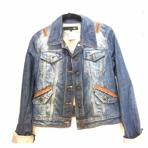 JUST CAVALLI denim jacket