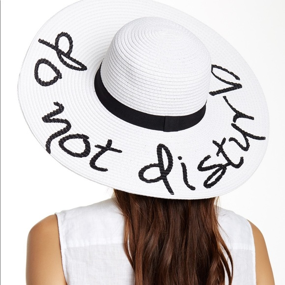 aeb05f75c3d August Hats Accessories - Do Not Disturb Floppy August Hat Company