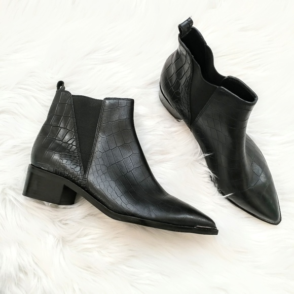 7047ce0dad871 New Marc Fisher LTD Yale Chelsea Boot. M 5a0690a4f09282e8a70b66c2