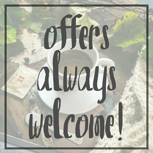 Hello! Make me an offer!