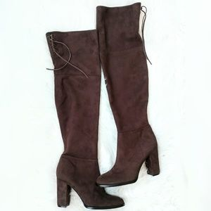 New Vince Camut Grady Over-the-Knee Boot
