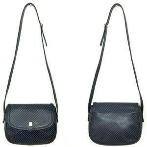 Authentic Lanvin Paris Genuine Leather Handbag