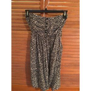 Cheetah Print Summer Dress