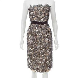 Lela Rose $1125 evening dress