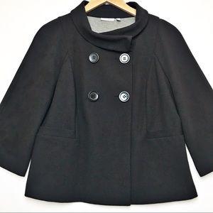 Halogen Double Breasted Coat