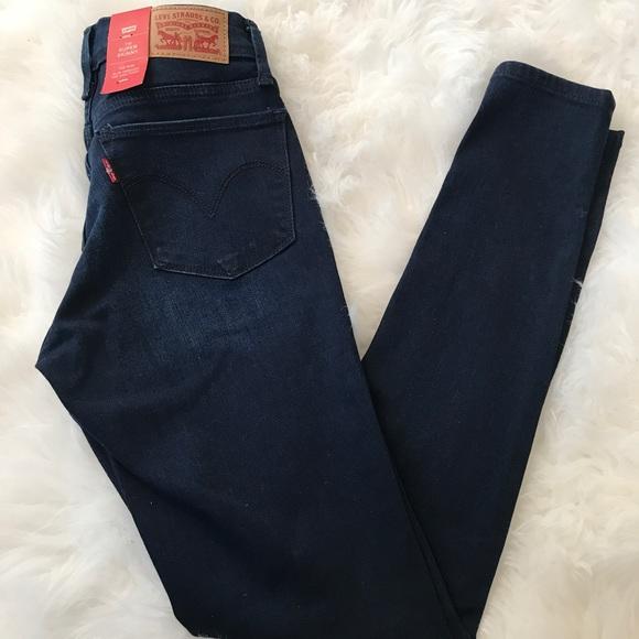 großartige Qualität wo zu kaufen verkauf uk 🔥CCO SALE🔥 Levi's 710 Super Skinny Jeans NWT