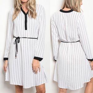 4e728238144 Dresses   Skirts - Pinstripe dress