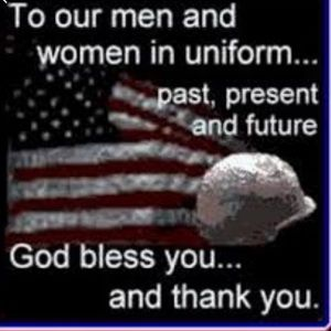 Other - THANK YOU VETERANS!