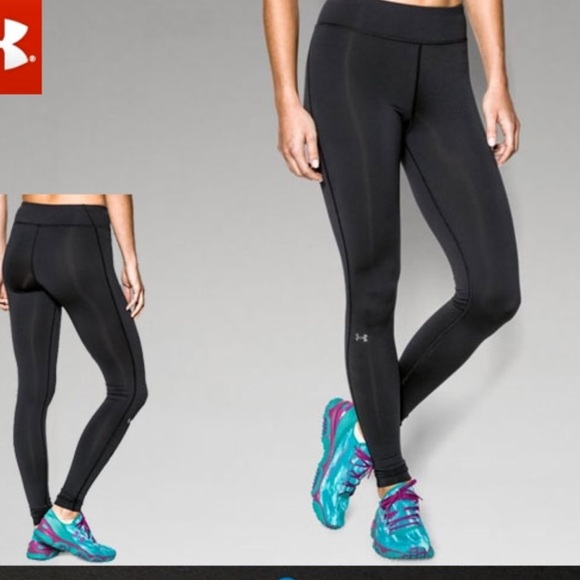 6078a41ceb81c6 Under Armour Pants | Armour For Womens Coldgear Authentic | Poshmark