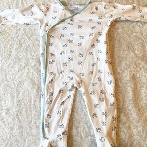 Janie and Jack pajamas, 6-12 months