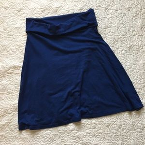 Navy Old Navy skirt!