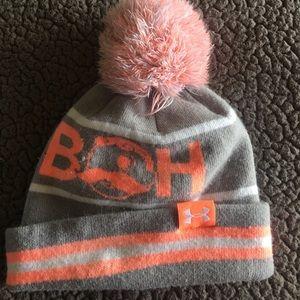 b4a4a823 Under Armour Accessories | Underarmour Natty Boh Winter Beanie Hat ...