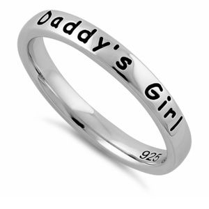 Jewelry - Daddy's Girl ring