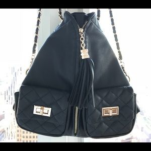 5d218887c5a5 Forever 21 Bags - Forever 21 {Chanel inspired} backpack