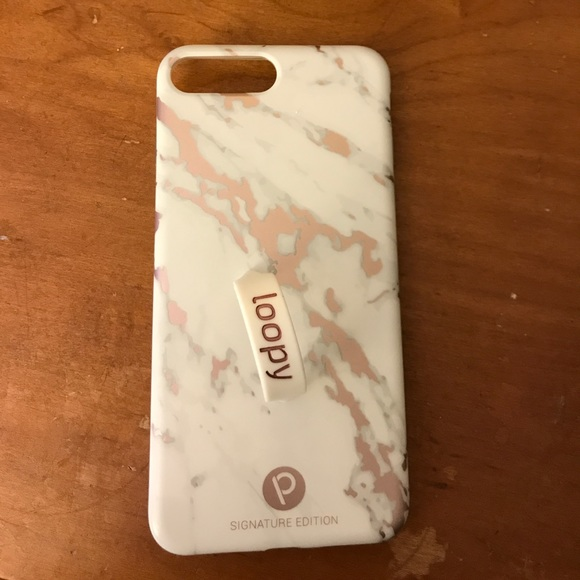 Loopy Accessories A Iphone 7 Plus Phone Case Poshmark