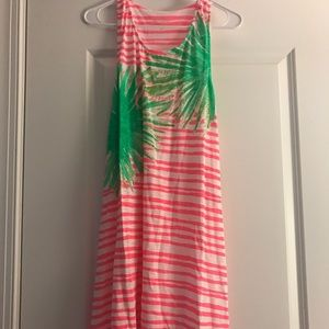 Lilly Pulitzer Whitney cover-up