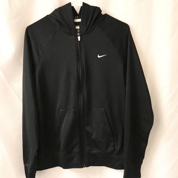 6f97e8ec85a Black Nike Jumpsuit Hooded Jacket Pant Combo. M 5a0719cd7f0a0573b30c5218