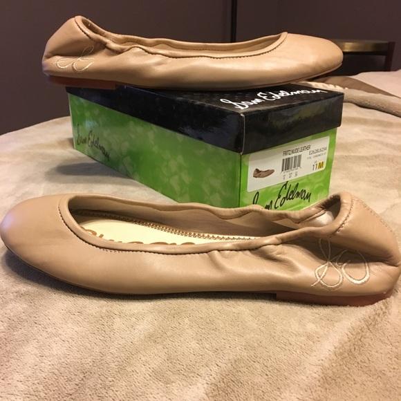 b7b1f631001f Sam Edelman Fritz ballet flats 11 nude, EUC. M_5a071c61620ff7c1820c8456