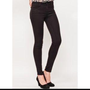 Denim - J Brand Super Skinny Jeans in Espresso 28 👖