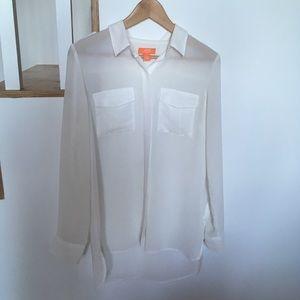 Joe fresh white shirt