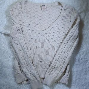 Faded Glory cable knit sweater