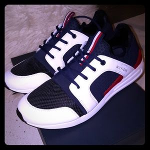 NNW TOMMY HILFIGER SHOES MENS