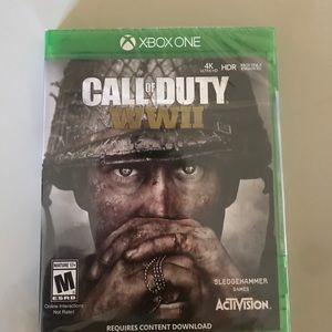 Other - Call of duty x box one
