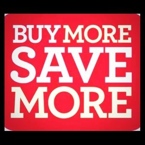 Other - BUY MORE SAVE MORE!
