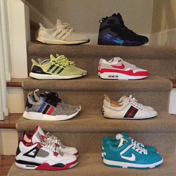 8ff85aa0535 Nike Shoes | Package Deal Adidas Gucci Air Jordan | Poshmark