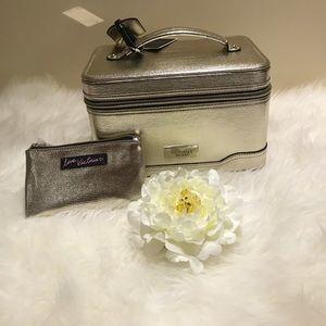 Victoria's Secret large jewelry case & pouch nwt