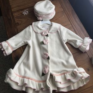 Bonnie Baby matching outfit, 18M
