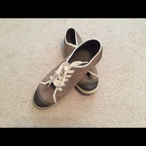 Brown Boden Sneakers Size 42 (10.5). EUC
